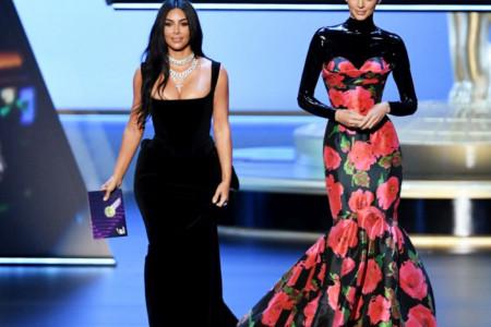 71. Emmy nagrade im nisu bile prijatne: Publika ismejala govor Kim Kardašijan i Kendal Džener (video)