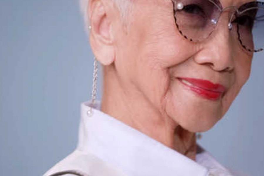 Alis Pang nije obična manekenka, ima 96 godina i izgleda fenomenalno (video)