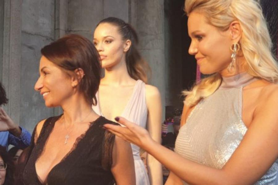 Nedelja mode u Milanu: Lena Kovačević i Suzana Perić oduševile Italijane