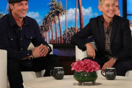 Ona ih je volela oboje: Elen Dedženeris i Bred Pit otkrili da su se zabavljali sa istom devojkom! (video)