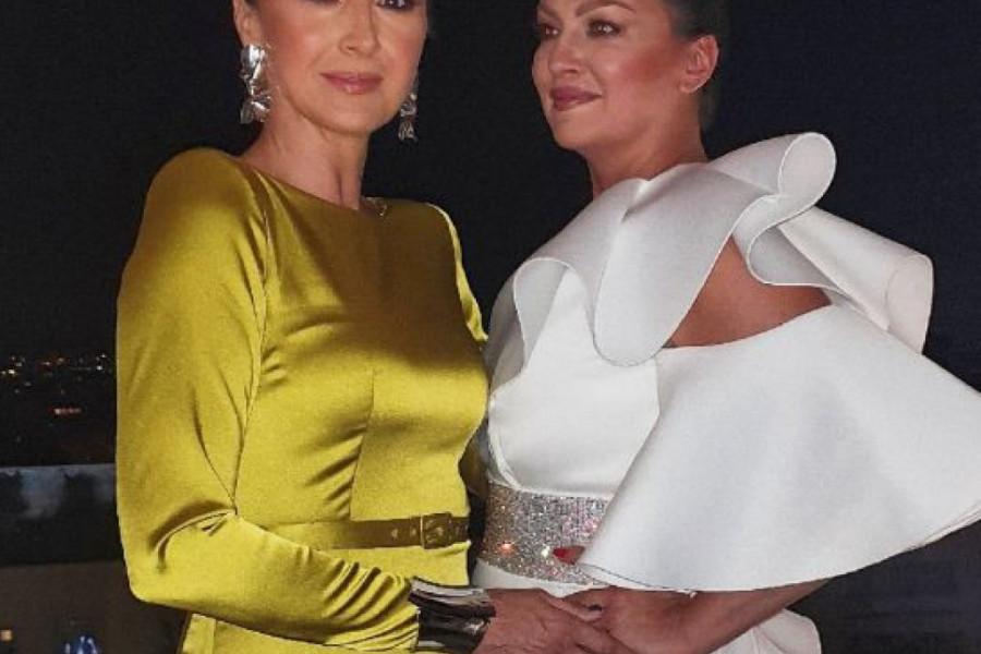 """Aleksandra Radović i Nina  Badrić zablistale na """"Hello!"""" partiju"""