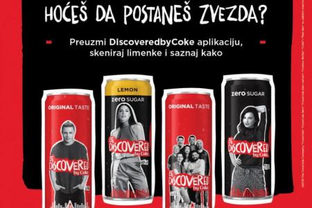 Discovered by Coke – traži novu muzičku zvezdu Srbije!