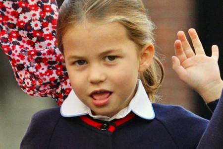 Princeza Šarlot je već dobila nadimak u školi koji joj odgovara u potpunosti!