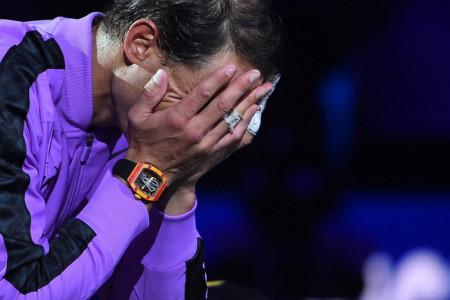 Emotivni Španac nije izdržao: Suze Rafaela Nadala obišle svet! (video)