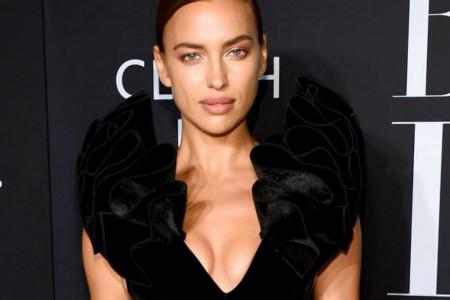 Gola lepotica: Irina Šajk u novoj kampanji brenda Calvin Klein (video)
