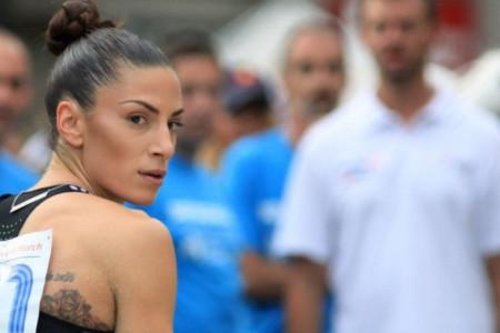 Ivana Španović u suzama i sa jakim bolovima napustila stadion! (video)