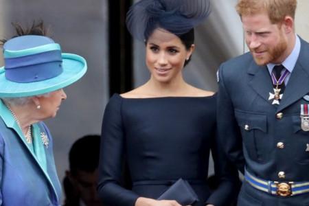 Isplivala istina: Kraljica Elizabeta nije želela da ispuni veliku želju Megan Markl