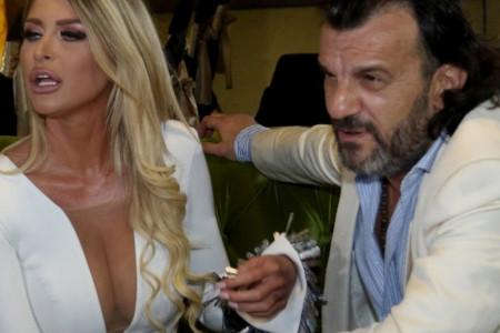Romantičanodmor u Italiji: Aca Lukas sa izabranicom uživa na Kapriju (foto)