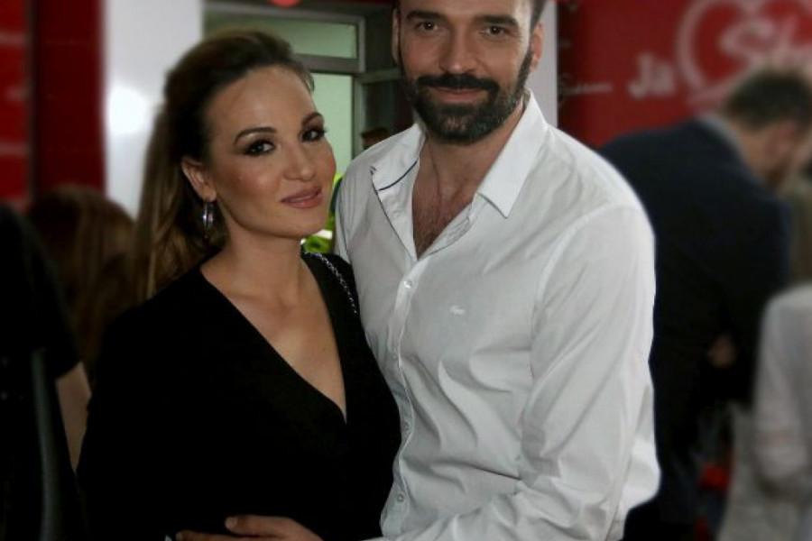 Večiti romantik: Koliko samo Ivan Bosiljčić voli svoju suprugu! (foto)