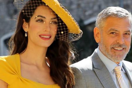 Dvostruka sreća: Amal i Džordž Kluni ponovo očekuju blizance?
