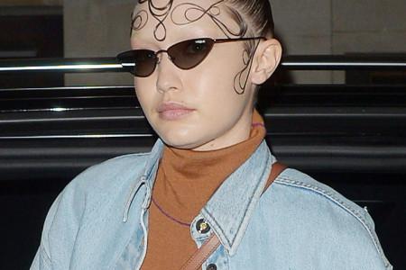 Najava novog trenda: Asimetrične farmerke Điđi Hadid koje će trendseterke obožavati (foto)