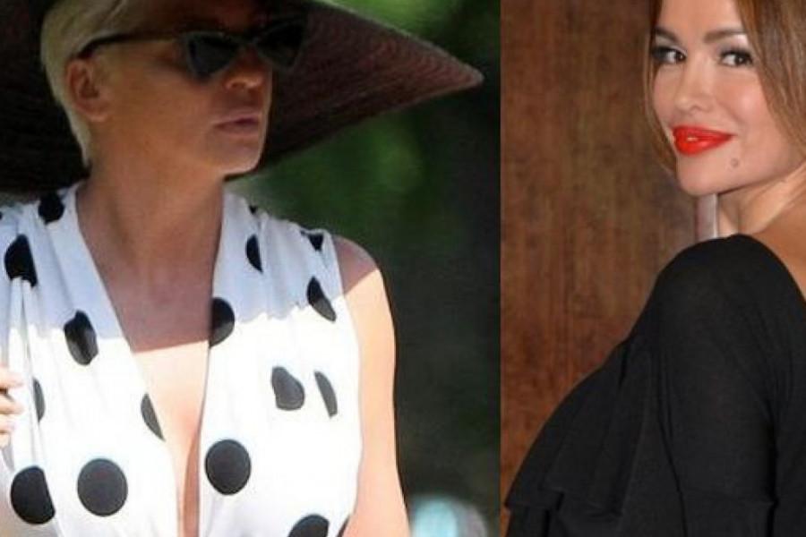 Jelena Karleuša i Severina: Kojoj bolje stoji identična modna kombinacija? (foto)