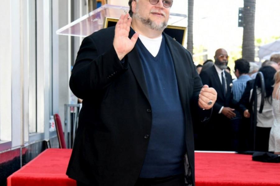 Giljermo del Toro dobio zvezdu na Bulevaru slavnih