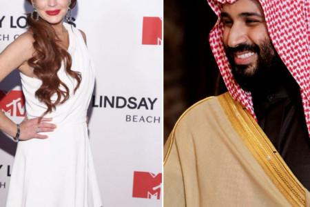 """Saudijski princ """"bacio oko"""" na Lindzi Lohan, obasipa je skupim poklonima? (video)"""