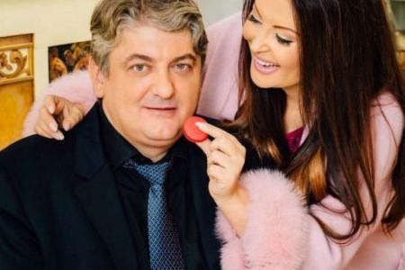 Dragana Mirković otkrila šta suprug Toni uradi pred svaki njen nastup