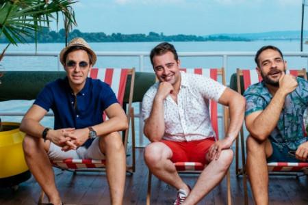 """Zoran Pajić, Stefan Buzurović i Žarko Stepanov - fantastični trio iz """"Istina i laži"""""""