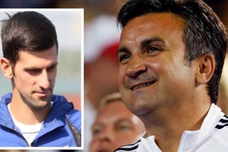 Srđan Đoković o istorijskom uspehu svoga sina i velikim unutrašnjim borbama: Novak mi je rekao da mora da se smiri!