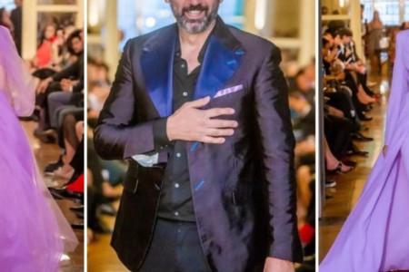 Pariz u znaku srpske mode: Mladen Baron predstavio kolekciju inspirisanu jorgovanima! (foto)