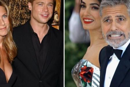 Džordž Kluni ima tajni zadatak: Želi da ponovo spoji Breda Pita i Dženifer Aniston?