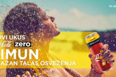 Coca-Cola Zero Limun: Najbolji saveznik za vrele letnje dane