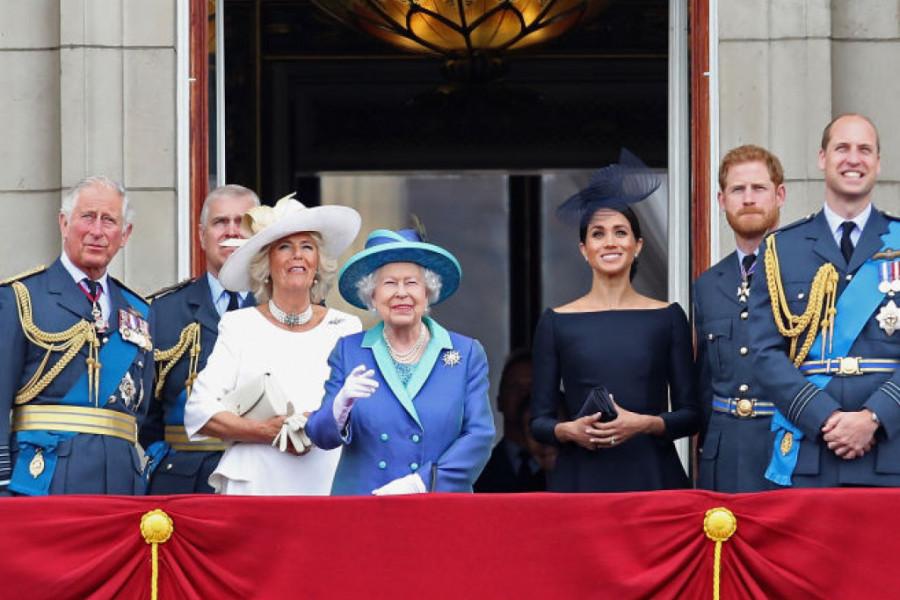 Kraljevska porodica na meti medija: Rastrošnost prinčeva i princeza je za svaku osudu! (video)