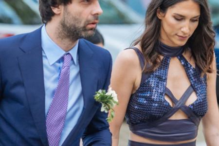 Jelisaveta i Teo na divan način obeležili drugu godišnjicu braka