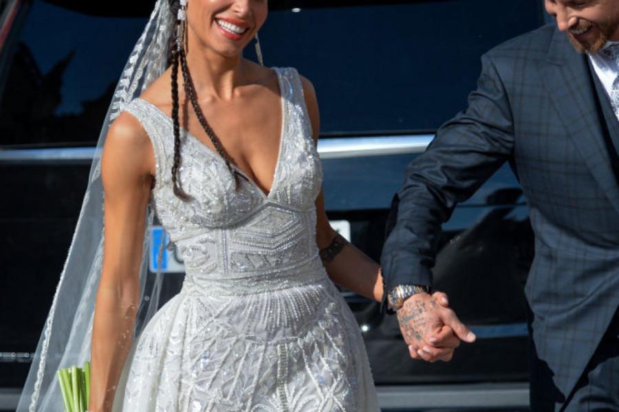 Na venčanju Serhija Ramosa i Pilar Rubio nije bilo baš tako savršeno: Tretirali su me kao psa!