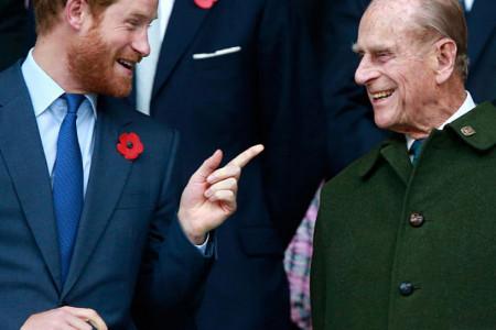 Princ Hari nije poslušao dedin savet: S glumicama izlazimo, te devojke ne ženimo!