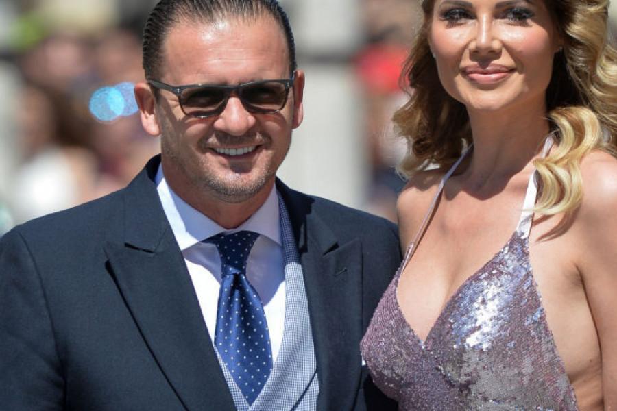Peđa Mijatović sa suprugom u društvu Bekamovih: Ovo je najlepša svadba na kojoj smo bili!