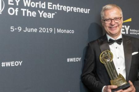 """Izuzetno dostignuće direktora """"Lagune"""" na svetskom takmičenju za preduzetnika godine"""