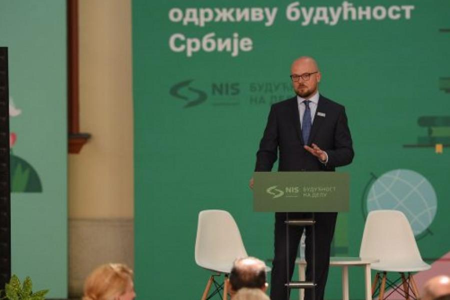 NIS-ov osvrt na 2018: Ulaganja u mlade za održivu budućnost Srbije