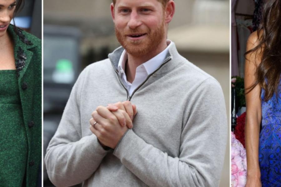 Tajna je otkrivena: Princ Hari je varao Megan Markl s ovom prelepom manekenkom? (video)