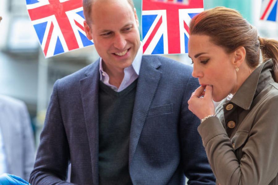 Od Princa Vilijama i Kejt Midlton ovo nikada ne biste očekivali! (video)