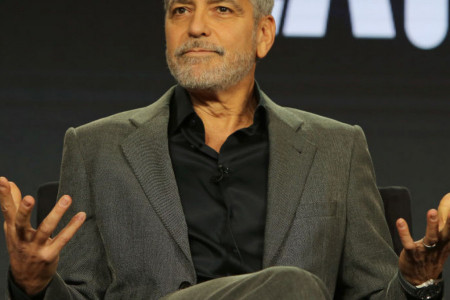 Kada vas Džordž Kluni ovako pozove, teško mu je reći ne! (video)
