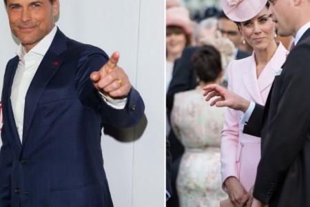 Rob Lou se narugao princu Vilijamu: Vaš budući kralj dozvolio je sebi da izgubi kosu!