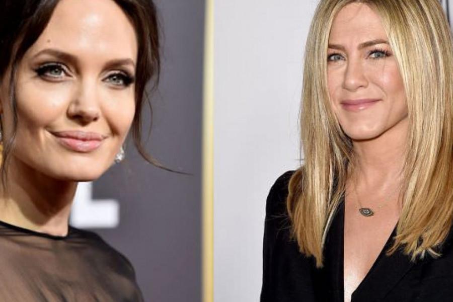 Dženifer Aniston otkrila šta je rekla Anđelini Džoli kada su se prvi put srele