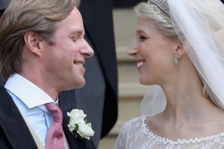 Lejdi Gabrijela Vindzor u venčanici koja je zasenila haljinu Megan Markl