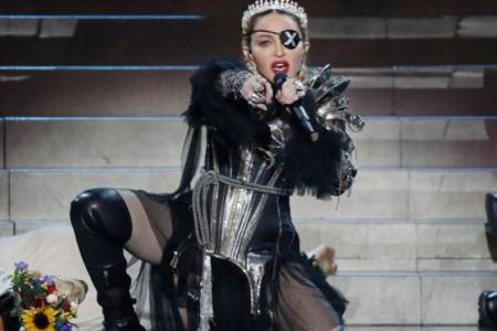 Da se Madona našla među takmičarima na Evroviziji, ne bi osvojila ni jedan poen? (video)