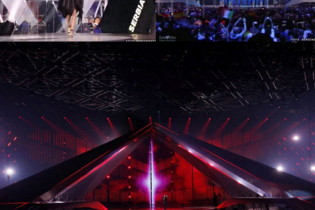 Spektakularno otvaranje Evrovizije: Tel Aviv muzički epicentar planete