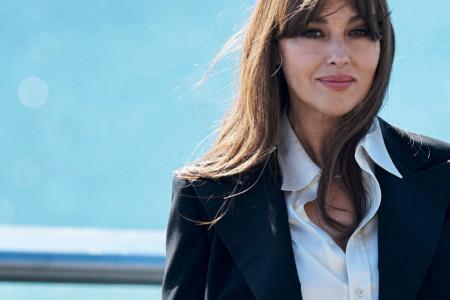 Monika Beluči kao Merlinka: Frizura koja je oduševila obožavaoce zanosne Italijanke (foto)