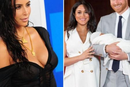 Kim Kardašijan ljubomorna na Megan Markl: Njena beba je popularnija i važnija!