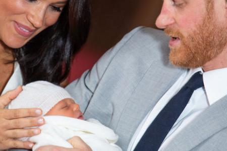 Princ Hari i Megan markl su ovom preslatkom fotografijom obeležili Dan majki