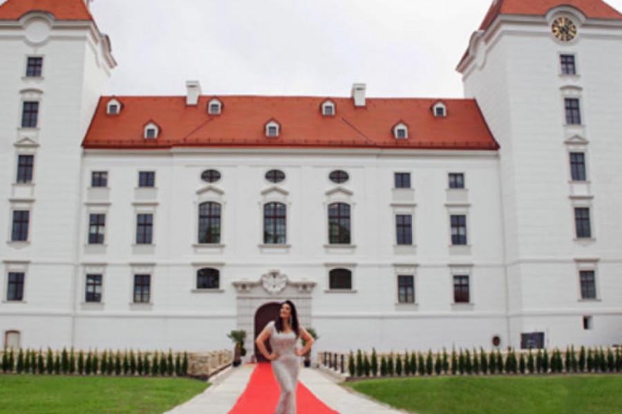 Slavlje u dvorcu Ebenfurt: Proslava punoletstva sina Dragane Mirković trajala 12 sati (foto)