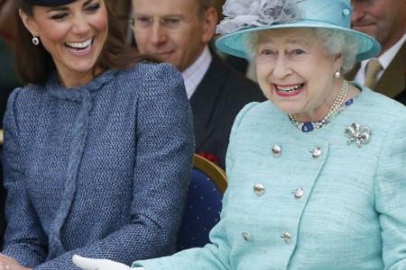 Poseban poklon: Šta je Kejt Midlton dobila od kraljice Elizabete za osmu godišnjicu braka