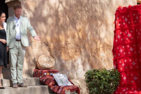 Tajni plan britanske palate: Megan Markl i princ Hari odlaze da žive u Africi?