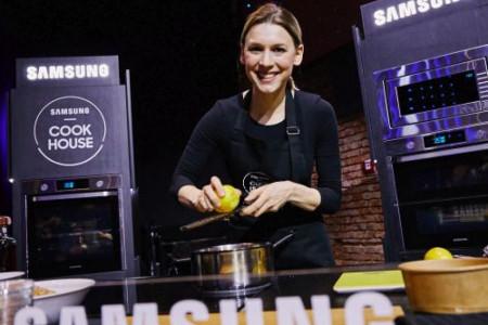 SAMSUNG COOKHOUSE: Inovativni kuhinjski uređaj - radionica za pravljenje slatkiša