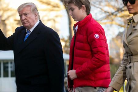 Koji je razlog što je Baron Tramp uvek daleko od očiju javnosti?