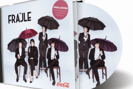 Ekskluzivno: Uz novi Hello! magazin poklon CD s novim pesmama The Frajli!