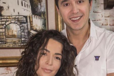Ne krije svoju sreću: Čime je Marko Bulat došao po ženu i sina u bolnicu (foto)