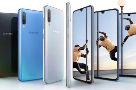 Predstavljen Samsung Galaxy A70